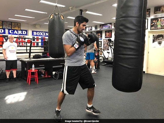 """Will You Continue Boxing,"" Congress' Vijender Singh Was Asked. His Reply"