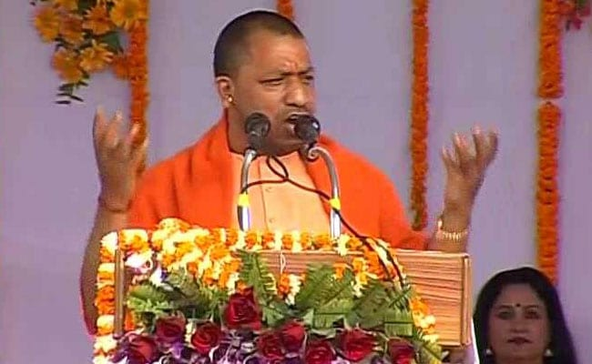 """Mediation Failed Before Mahabharat Too,"" Says Yogi Adityanath On Ayodhya"