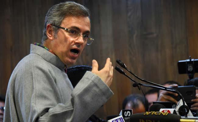 Omar Abdullah Seeks Action Against BJP In Journalists Bribery Case In Leh