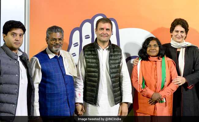 Savitri Bai Phule, Former BJP Lawmaker From Uttar Pradesh, Joins Congress