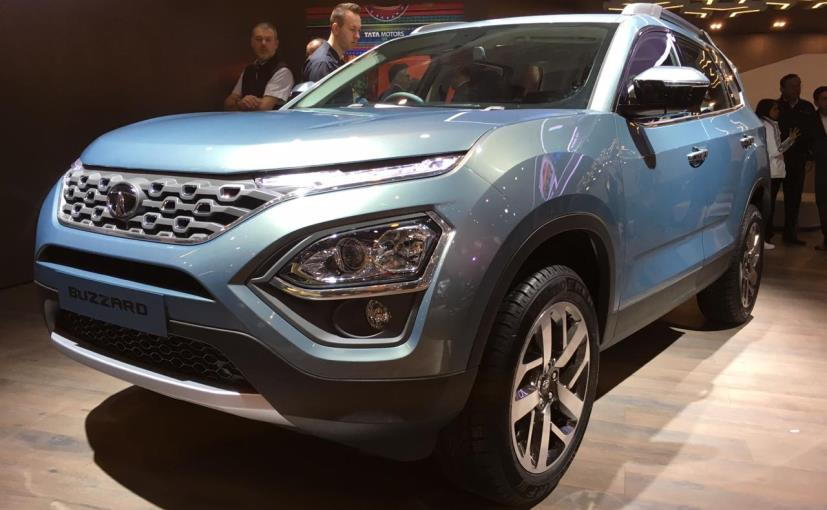 The Tata Buzzard was initially codenamed H7X and is the 7-seater version of the Tata Harrier