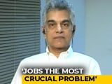 "Video : ""Jobs Is The War We Should Be Fighting"": CMIE's Mahesh Vyas To NDTV"