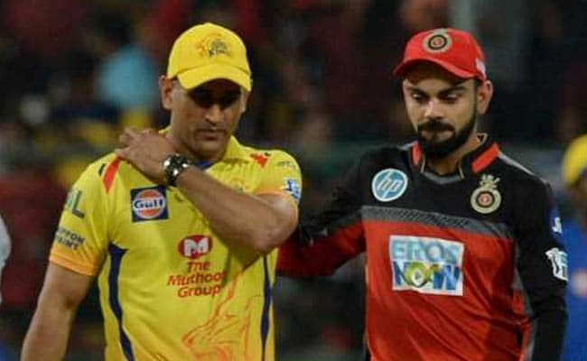 IPL 2019 Live, সিএসকে বনাম আরসিবি: বিরাটদের ৭ উইকেটে হারিয়ে সহজ জয় ধোনিবাহিনীর
