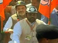 Top BJP Leaders Launch 3,500 Bike Rallies Across India Ahead Of Polls