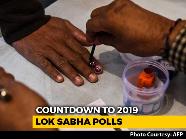Video : Lok Sabha, State Election Dates To Be Announced At 5 pm
