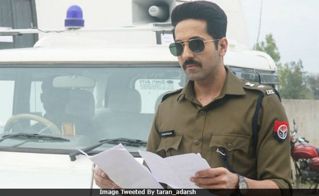 Details About Ayushmann Khurrana's Next Film Article 15 By Mulk Director