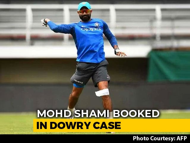 Chargesheet Filed Against Mohammed Shami For Dowry Harassment And Molestation
