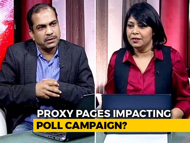 Video : Parties Are Doing Agenda-Specific Campaign On Facebook: Cyber Expert