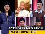 Video: Mediation For Ayodhya Dispute: Is This The Best Way Forward?