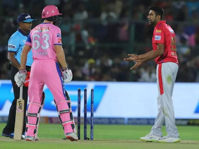 Ravichandran Ashwin Mankads Jos Buttler: All You Need To Know About The Controversial Rule
