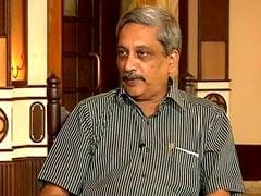Congress To Seek CBI Probe Into Manohar Parrikar's Role In Mining Scam