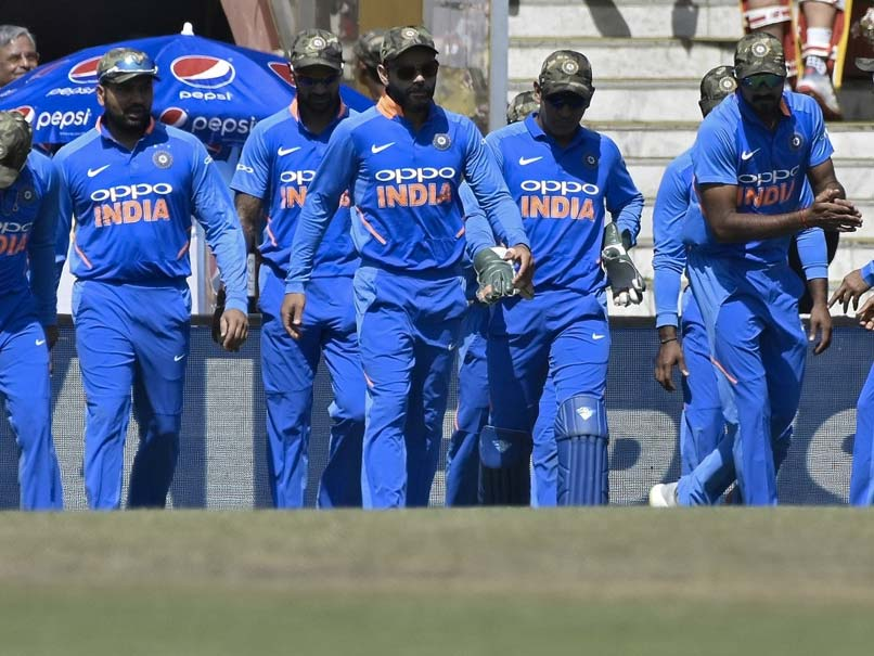 Pakistan Cricket Board Wants ICC To Take Action Against India For Wearing Army Caps