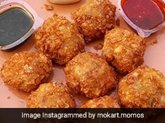Treat Your Taste Buds With These Kurkure Momos And Thank Us Later