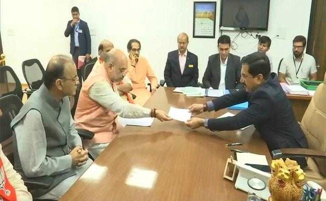 Amit Shah Files Nomination From Gandhinagar, LK Advani?s Seat For 25 Years: Highlights