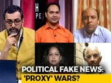 Video: Fake News vs Election Commission: 'Proxies' Blur Lines?