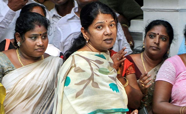 'Shameful To Say Can Be Indian Only If I Know Hindi': DMK MP Kanimozhi