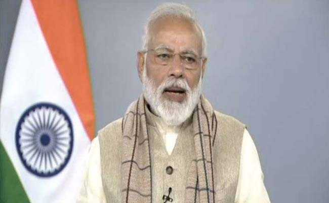 Ahead Of Elections, PM Modi Launches Smart City Projects In Northeast