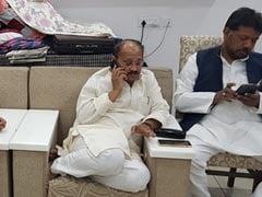 जूता कांड से चर्चित शरद त्रिपाठी की सीट पर पूर्वांचल के इस बाहुबली नेता ने ठोंका दावा