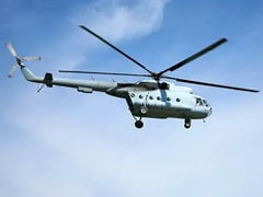 Four Dead As Russian Military Helicopter Crashes At Airport