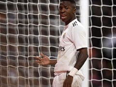 Vinicius Junior Tears Ankle Ligaments In Real Madrid Defeat By Ajax