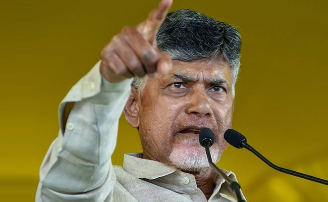 Chandrababu Naidu Reinforces Opposition Unity With Meets in Bengal, Delhi