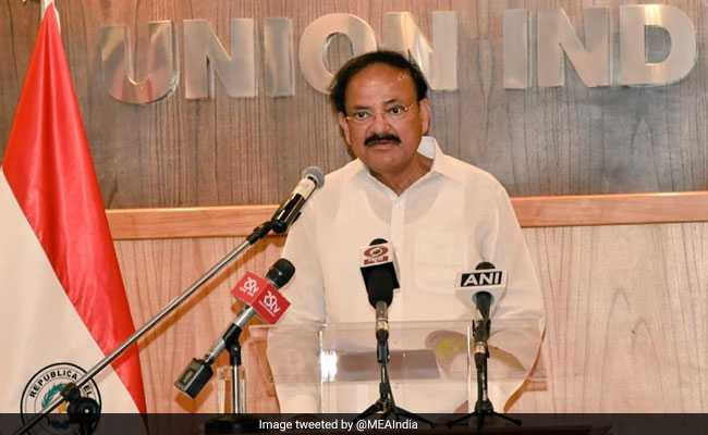 Never Wanted To Be Vice President, Not Suitable To Be PM: Venkaiah Naidu