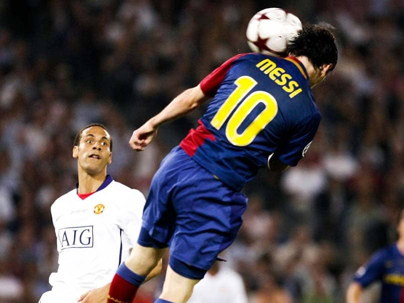 Champions League: Barcelona meets Manchester united in quarterfinal, all draw are announced