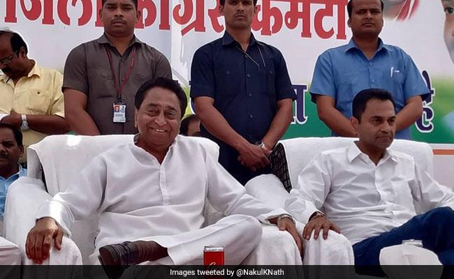 छह अरब से ज्यादा के मालिक हैं मुख्यमंत्री कमलनाथ के बेटे नकुलनाथ , छिंदवाड़ा से लड़ रहे हैं चुनाव