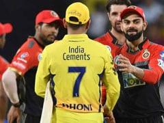 Royal Challengers Bangalore Face Tough Test In Chennai Super Kings Den