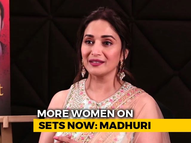 A Great Time For Women In The Industry: Madhuri Dixit