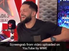 WWE के इस खूंखार रेसलर ने की शाहरुख खान की एक्टिंग, ऐसे सुनाया DDLJ का डायलॉग, देखें VIDEO