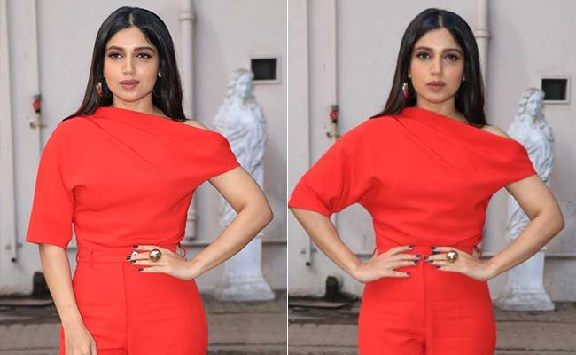 Go Bold In A Bright Jumpsuit Like Bhumi Pednekar. 5 Chic Options