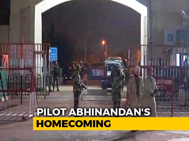 Video : Abhinandan Varthaman's Return Delayed; Pak Changed Time Twice, Say Sources
