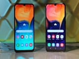 Video: Samsung Galaxy A30, Galaxy A50