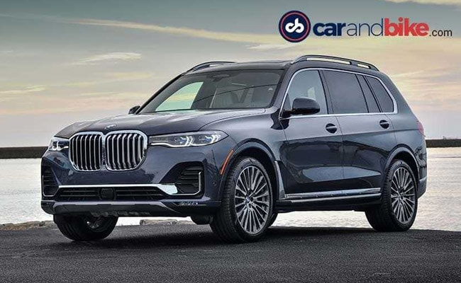 2019 Bmw X7 India Launch Price Expectation Ndtv Carandbike