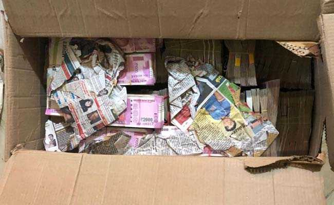 Over Rs 1,400 Crore Cash, Liquor And Drugs Seized By Poll Body Across States