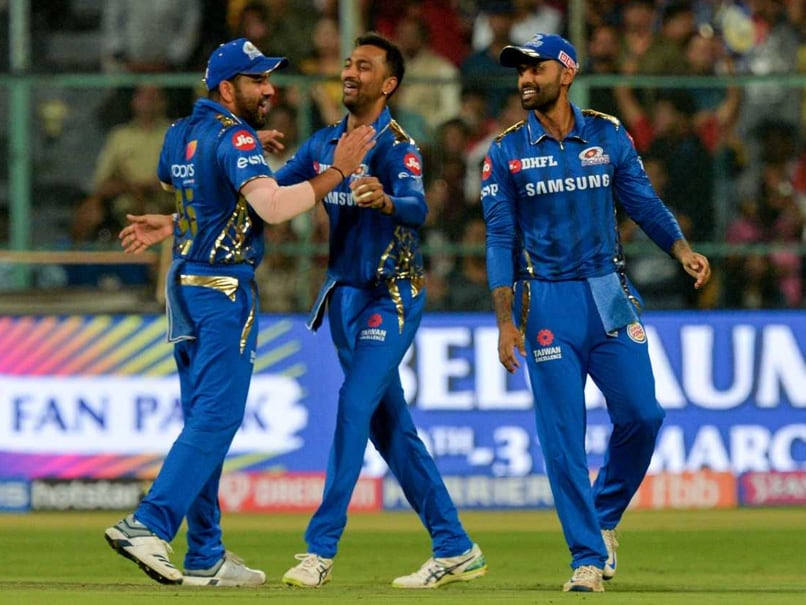 IPL 2019: After Umpiring Howler, Mumbai Indians Take On Controversy-Hit Kings XI Punjab