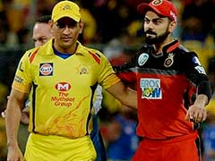 IPL Live Score, CSK vs RCB: Chennai Super Kings Skipper MS Dhoni Opts To Bowl Against Royal Challengers Bangalore In Opener