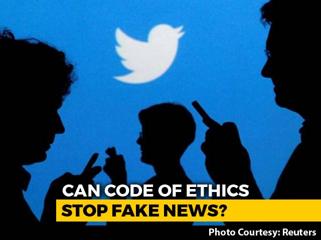 Video : Amid Political Charges, Can Social Media Election Code Stop Fake News?