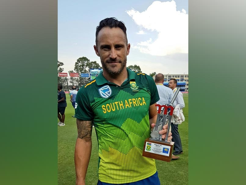 RSA vs SL, 1st ODI: South Africa wins first ODI and captain Faf du Plessis steals the show