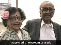 Indian Mathematician In US, His Wife Donate $1 Million To University