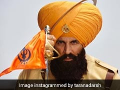 <i>Kesari</i> Box Office Collection Day 8: Akshay Kumar's Film Collects 'Wonderful Total' Of Rs 105 Crore