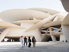 "Qatar's $434m ""Desert Rose"" Museum Finally Blooms"