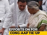 Video : A Sharad Pawar Cameo As Divided Congress Debates Tie-Up With AAP