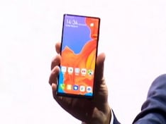 Huawei Folds Out the Mate X!