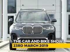 Video: 2019 BMW X7 Review