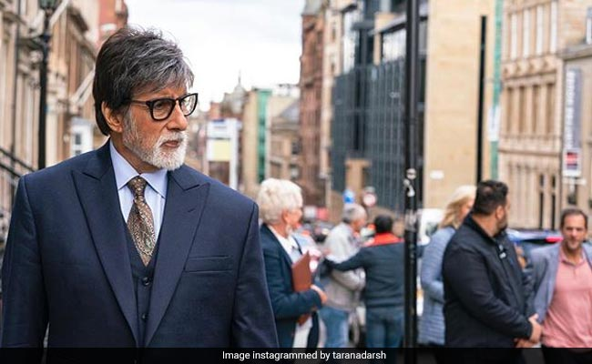 Amitabh Bachchan Sums Up Journey From Saat Hindustani To Badla: 'Another Day Another Job'