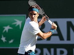 No trophy, No Regrets As Roger Federer Departs Indian Wells For Miami