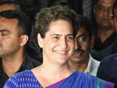UP Deputy Chief Minister Drags Priyanka Gandhi's Children In Poll Speech