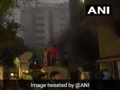 दिल्ली: AIIMS ट्रॉमा सेंटर की पहली मंजिल पर ऑपरेशन थियेटर में लगी आग